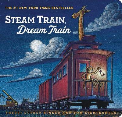 Steam Train, Dream Train by Sherri Duskey Rinker image