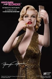Marilyn Monroe (Gold Dress Ver.) - 1:6 Scale Action Figure image