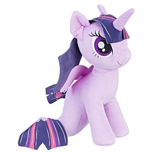 princess twilight sparkle sea pony 12 plush toy at mighty ape nz