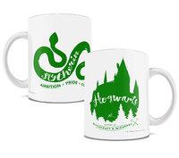 Harry Potter (Slytherin Minimalist) Mug