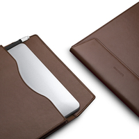 """DockCase A1 for MacBook 15"""" - Coffee image"""