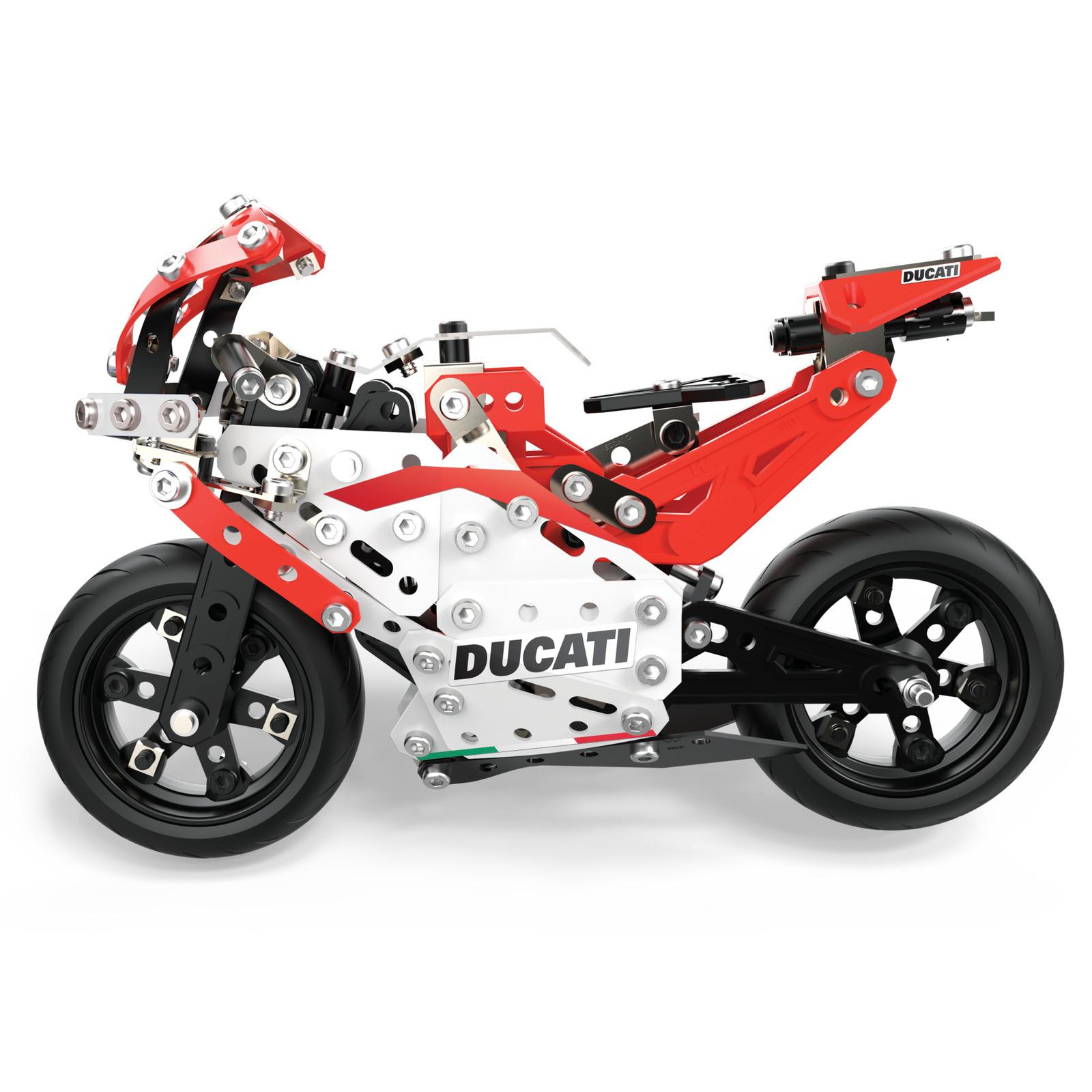 Meccano: Ducati Desmosedici GP Motorcycle image