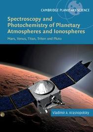 Cambridge Planetary Science: Series Number 23 by Vladimir A Krasnopolsky