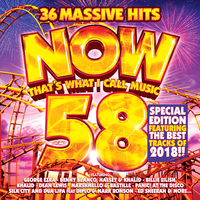 Now 58 by Various Artists image