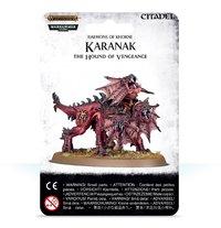 Warhammer Age of Sigmar: Karanak The Hound Of Vengeance