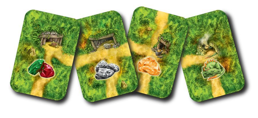 Saboteur: The Lost Mines - Card Game image