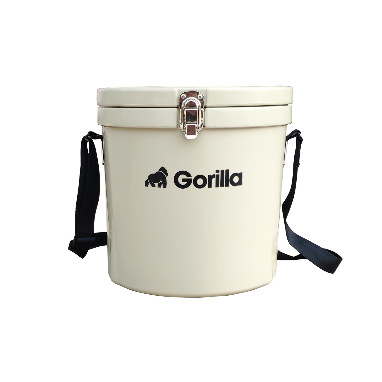 Gorilla: Bucket Ice Box Chilly Bin 12L image