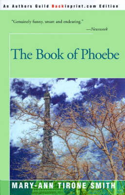 The Book of Phoebe by Mary-Ann Tirone Smith image