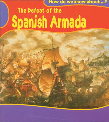 Defeat of the Spanish Armada by Deborah Fox image