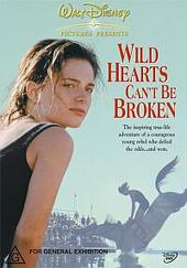 Wild Hearts Can't Be Broken on DVD