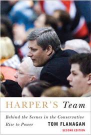 Harper's Team by Tom Flanagan image