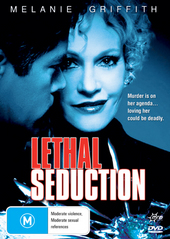 Lethal Seduction on DVD