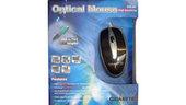Gigabyte Optical Mouse GM-AC Black image