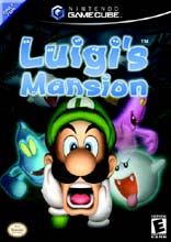Luigis Mansion for GameCube