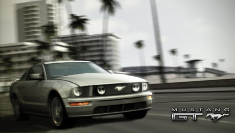 Ford Street Racing: LA Duel for PSP image