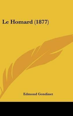 Le Homard (1877) by Edmond Gondinet