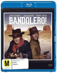 Bandolero on Blu-ray