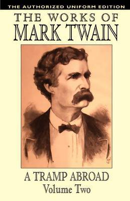 A Tramp Abroad: Vol.2 by Mark Twain ) image