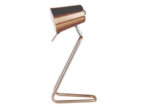"Leitmotiv ""Z"" Table Lamp - Copper"