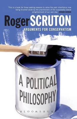 Political Philosophy by Roger Scruton image