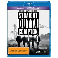Straight Outta Compton on Blu-ray