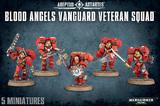 Warhammer 40,000 Blood Angels Vanguard Veterans