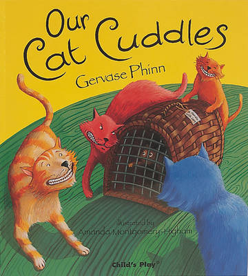 Our Cat Cuddles by Gervase Phinn image