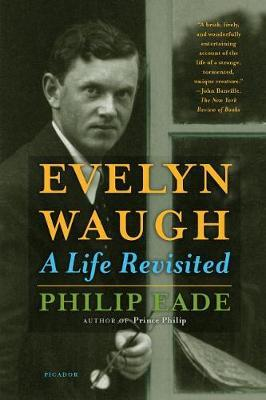 Evelyn Waugh by Philip Eade image
