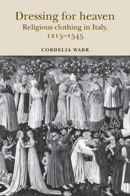 Dressing for Heaven by Cordelia Warr image