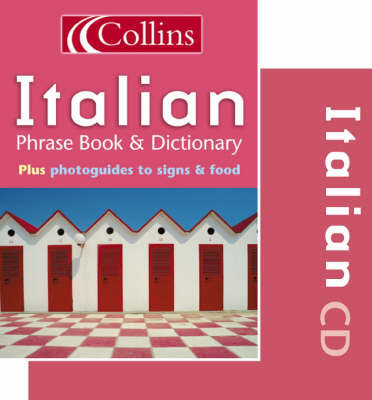 Collins Italian Language Pack by HarperCollins Publishers Limited image