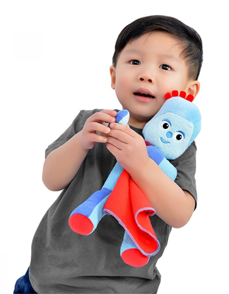 In The Night Garden: Iggle Piggle - Large Talking Plush image
