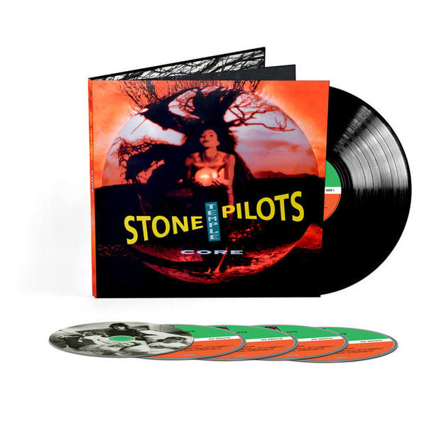 Core - 25th Anniversary by Stone Temple Pilots