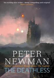The Deathless by Peter Newman image