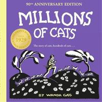 Millions of Cats by Wanda Gag image