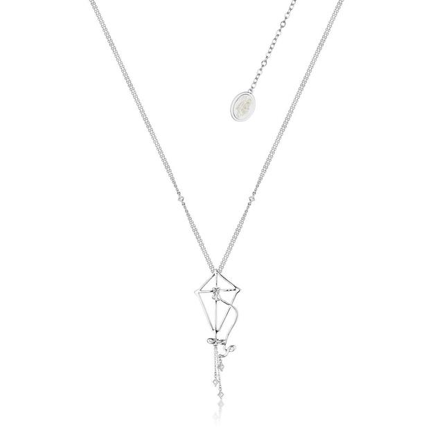 Couture Kingdom: Disney - Mary Poppins Kite Necklace (White Gold)
