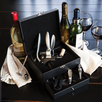 Cabernet Wine Tool Set