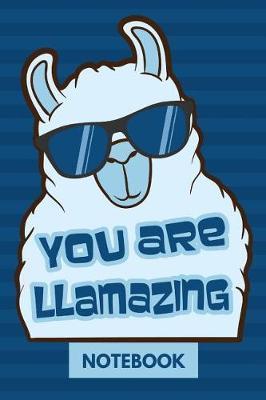 Llama Journal Notebook by Wee Create Journals