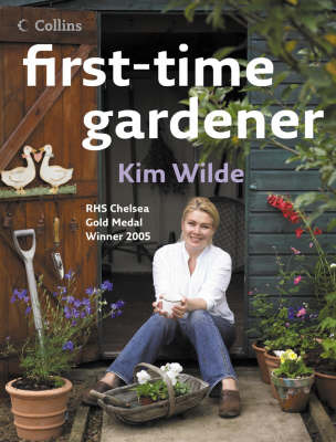 The First Time Gardener by Kim Wilde image