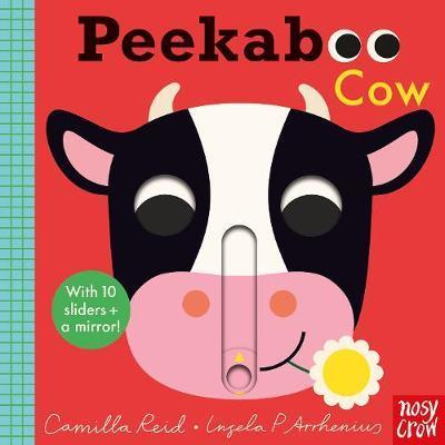 Peekaboo Cow by Camilla Reid