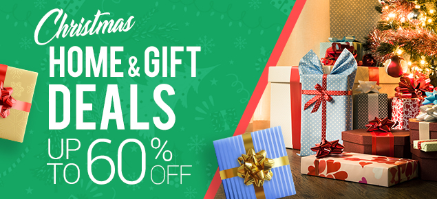 Christmas Home & Gift Deals!