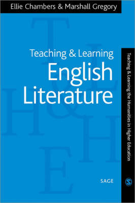 Teaching and Learning English Literature by Ellie Chambers image