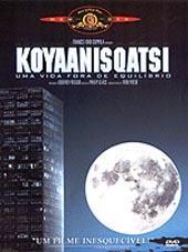 Koyaanisqatsi on DVD
