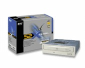 BTC 52X CD-ROM F565E