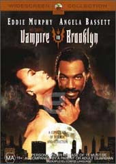 Vampire In Brooklyn, A on DVD