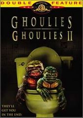 Ghoulies / Ghoulies 2 - Double Feature on DVD