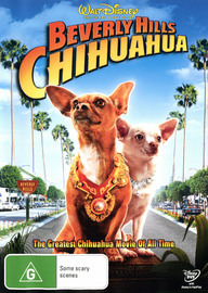 Beverly Hills Chihuahua on DVD