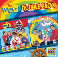 Sailing Around The World / Racing To The Rainbow (2CD) by The Wiggles