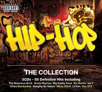 Hip Hop: The Collection by Various Artists image