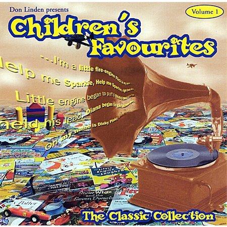 Don Linden Presents: Children's Favourites Volume 1 by Don Linden image
