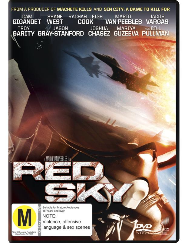 Red Sky on DVD